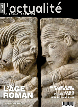 L'Actualité Poitou-Charentes, numéro 94, octobre, novembre, décembre 2011.