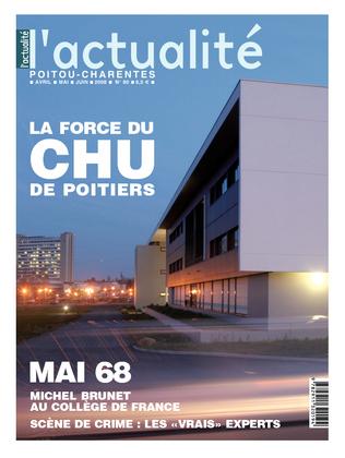 L'Actualité Poitou-Charentes, numéro 80, avril, mai, juin 2008
