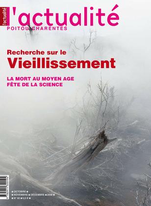 L'Actualité Poitou-Charentes, numéro 82, octobre, novembre, décembre 2008